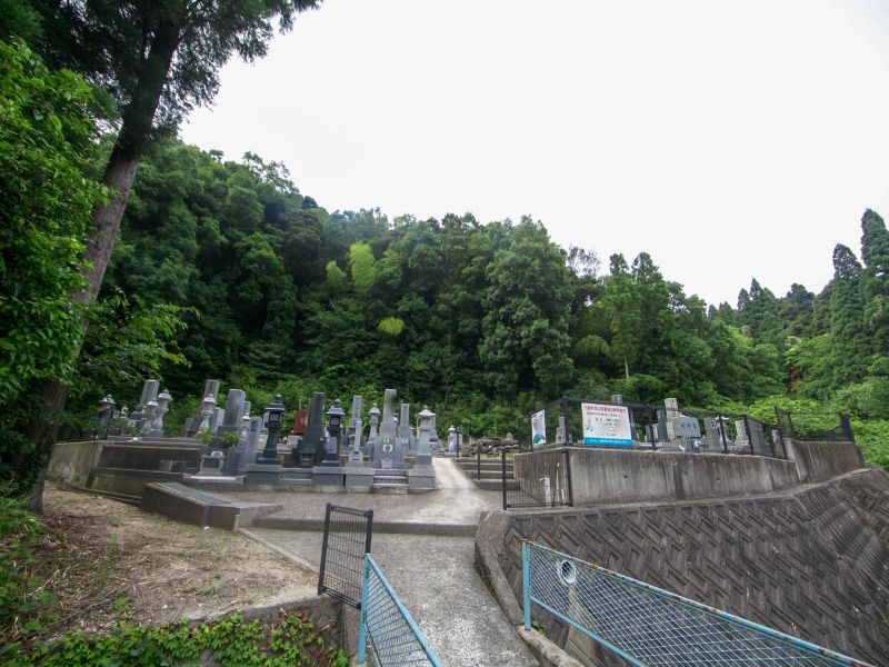三朝町営 山田墓地