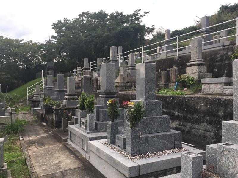 周南市営 石仏墓地2号地