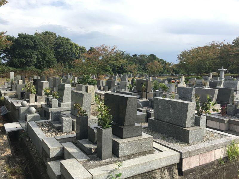 周南市営 大迫田共同墓地
