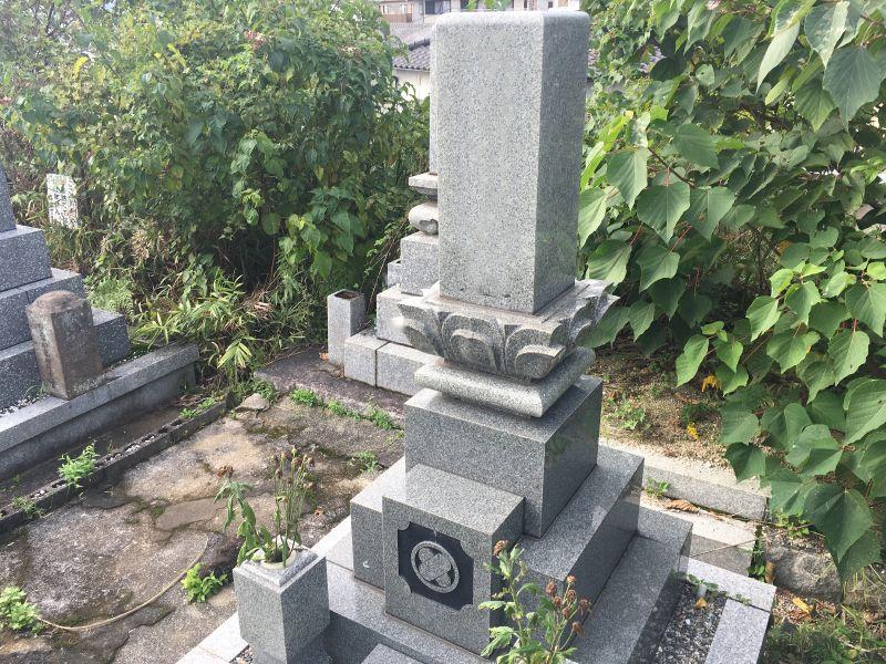 周南市営 北山共同墓地