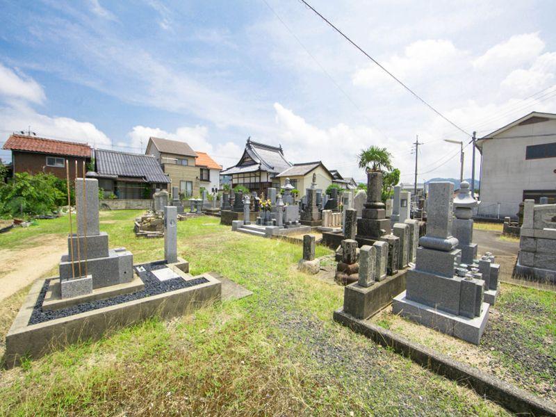 長栄寺墓地