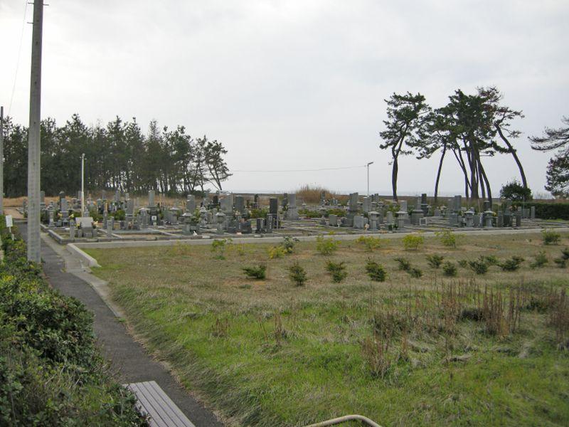 米子市営佐陀墓苑