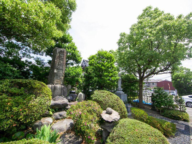 妙要寺墓地