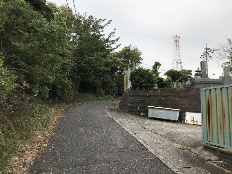 柳井市営 瀬戸山墓地園