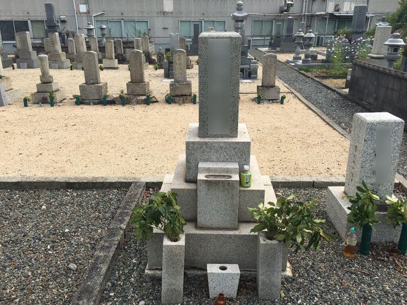 和気町営 矢田墓地