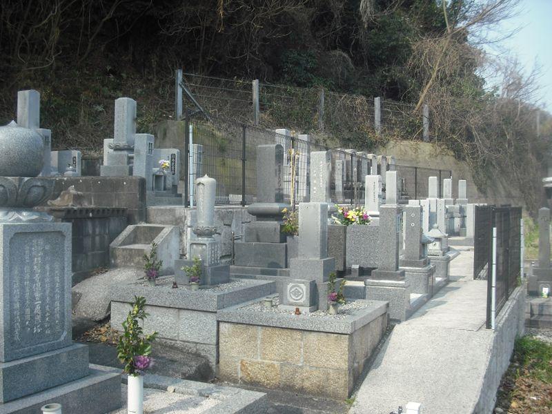 凉善寺墓地