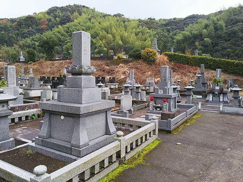 高知市営 下秋山墓地