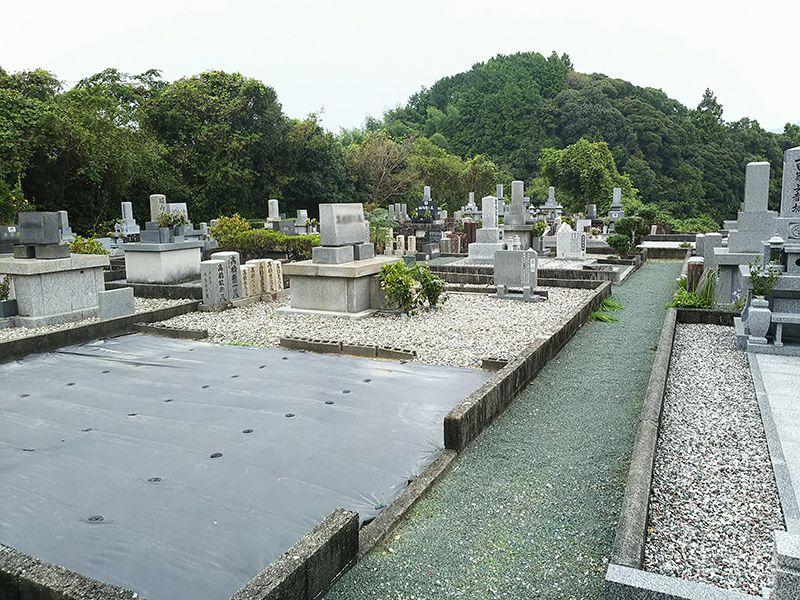 高知市営 宮谷墓地