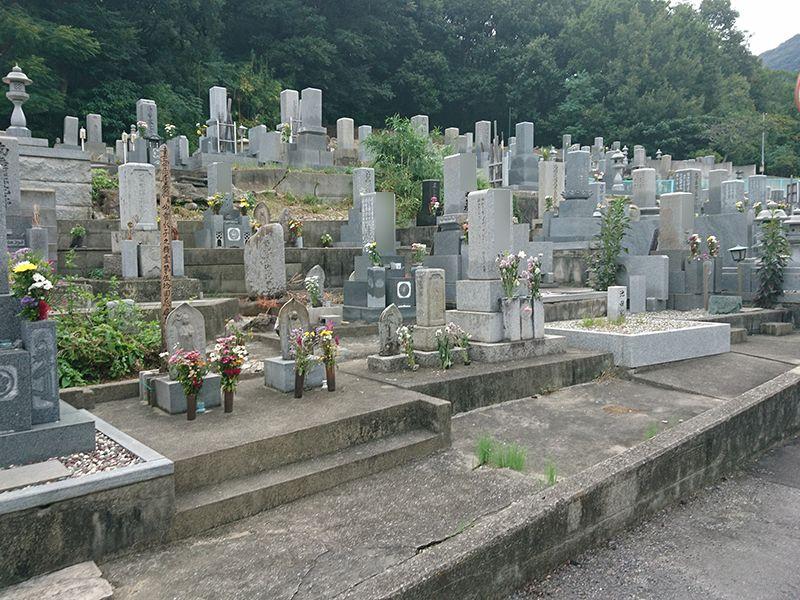 坂出市営 笠山墓地