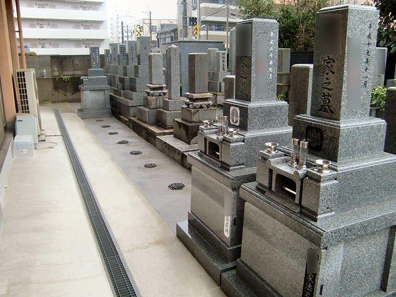 正林寺墓苑