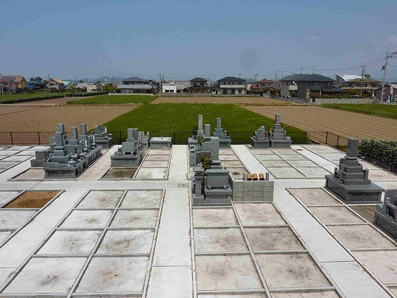 西沼寺墓苑