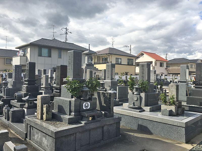 善福寺墓苑