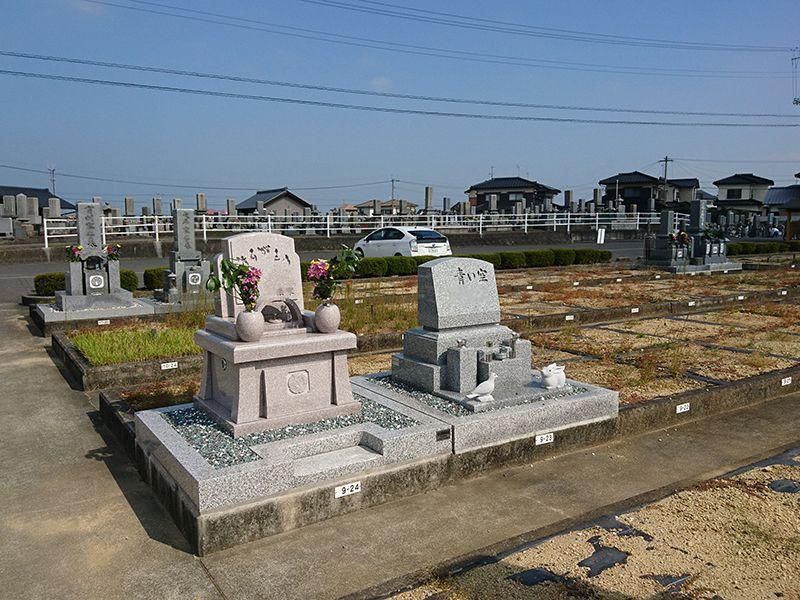 多度津町営 葛原南墓地