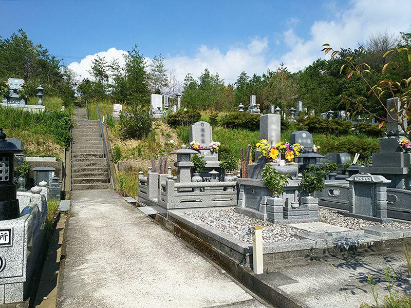 土佐清水市立 グリーンハイツ墓地公園