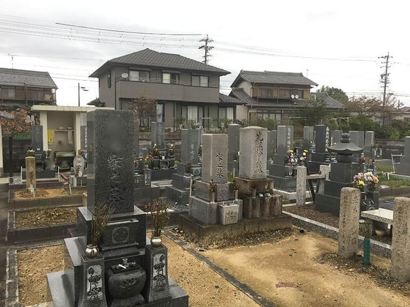 羽島市営 新生霊園