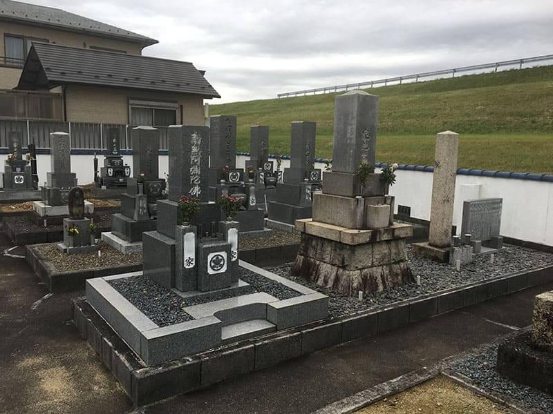 羽島市営 光法寺霊園