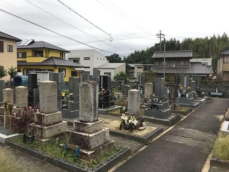 羽島市営 大浦三ツ屋霊園