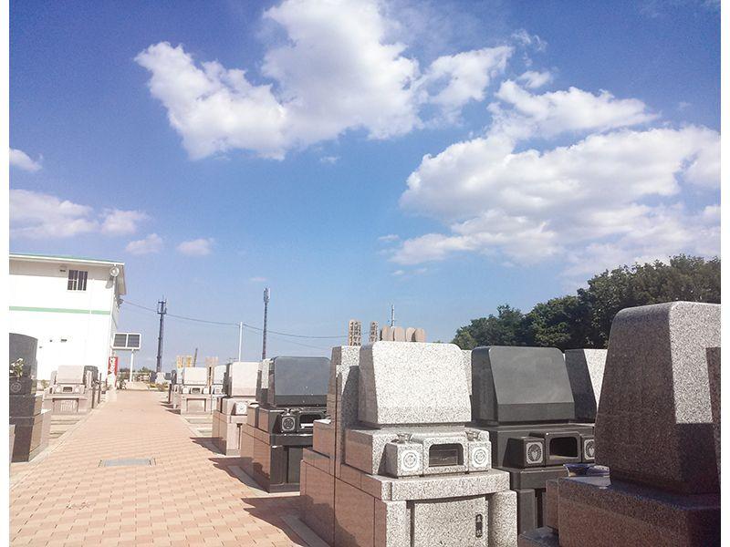 鶴巻霊園 もえぎのさと 一般墓地