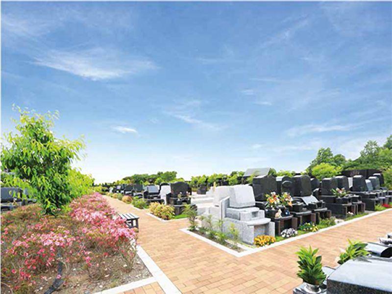 メモリアルパーク川口山王 一般墓 緑地付ゆとり墓所