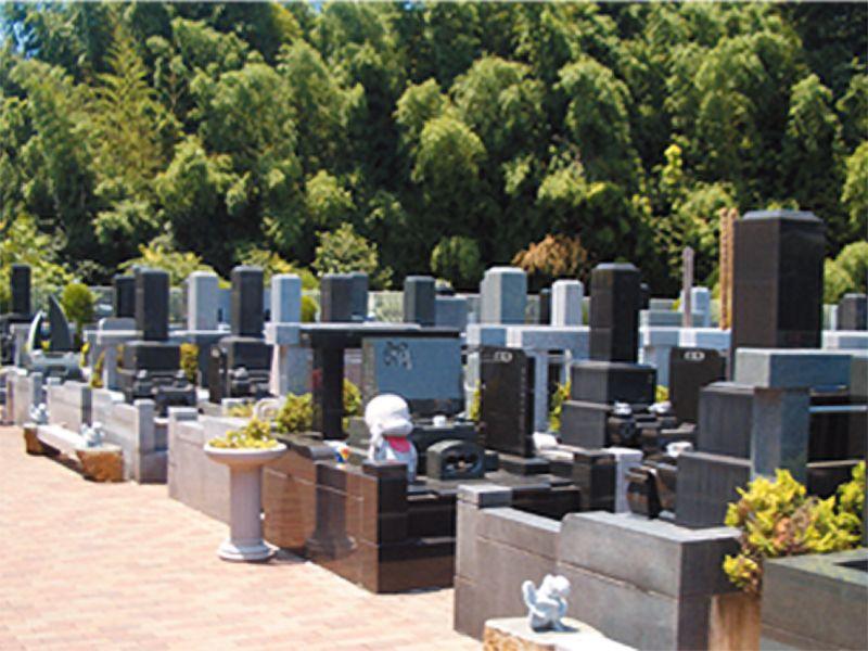 群馬聖地霊園 一般墓 一般墓所