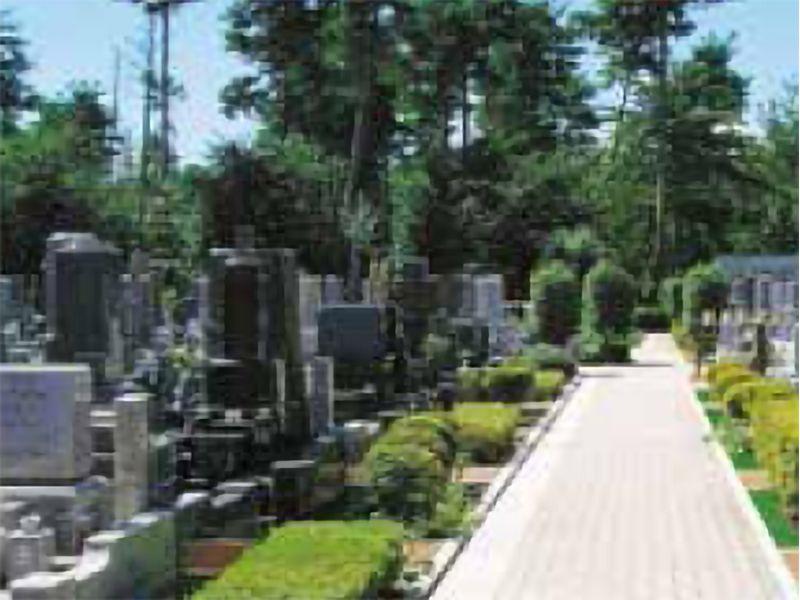 新所沢友愛聖地苑 一般墓 芝生H・G区
