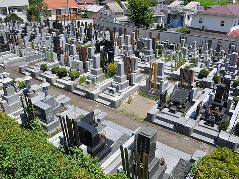 秋川観音墓苑 一般墓 一般墓所