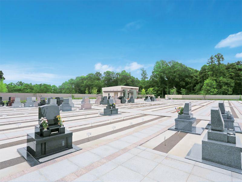 メモリアルガーデン梅郷聖地 一般墓 横ゆとり