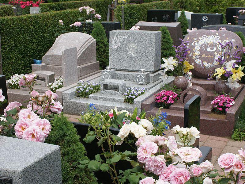 秋津ふれあいパーク 一般墓 一般墓所