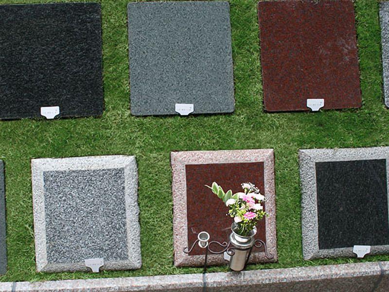 瑠璃光寺 ふれあいの碑 永代供養墓 憩