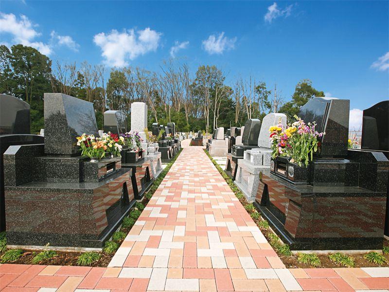 メモリアルパーク緑の丘 一般墓 四方ゆとり墓所