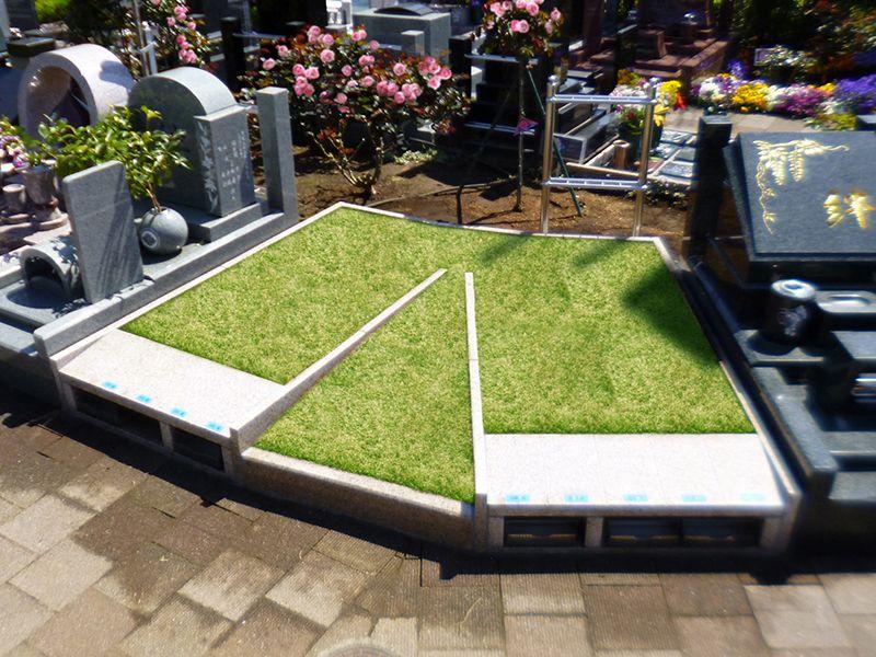 練馬ねむの木ガーデン 樹木葬 アンノン(安穏)