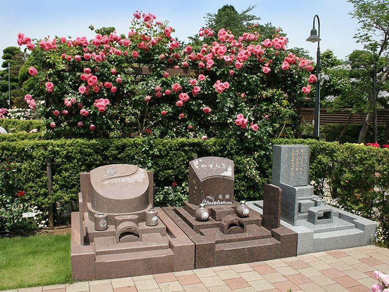 練馬ねむの木ガーデン 一般墓 一般墓所