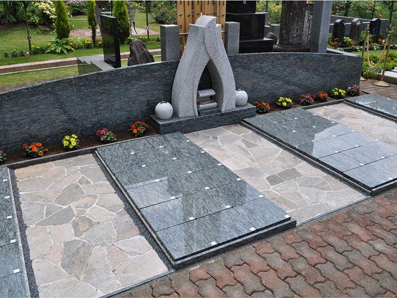 西東京墓苑 永代供養墓 夫婦墓 絆(きずな)