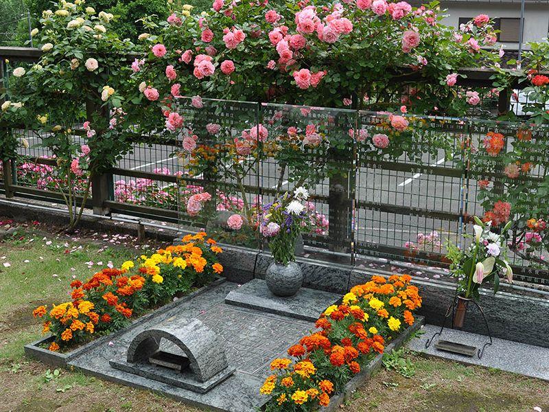 西東京墓苑 永代供養墓 集合墓 和(やわらぎ)