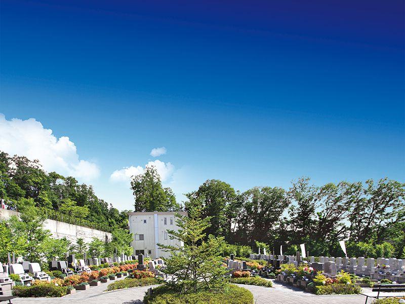 町田こもれびの杜霊苑 一般墓 花壇
