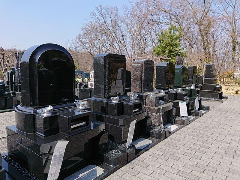 町田こもれびの杜霊苑 一般墓 ゆとり巻石