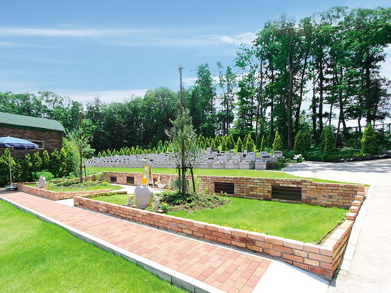 メモリアルパーククラウド御殿山 オリーブの丘 合葬タイプ 個別タイプ