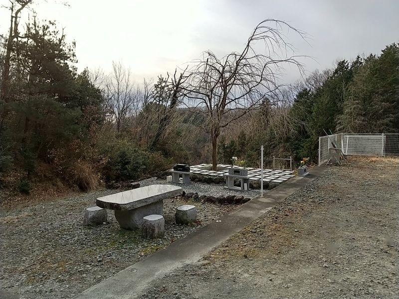 山名霊園 樹木葬