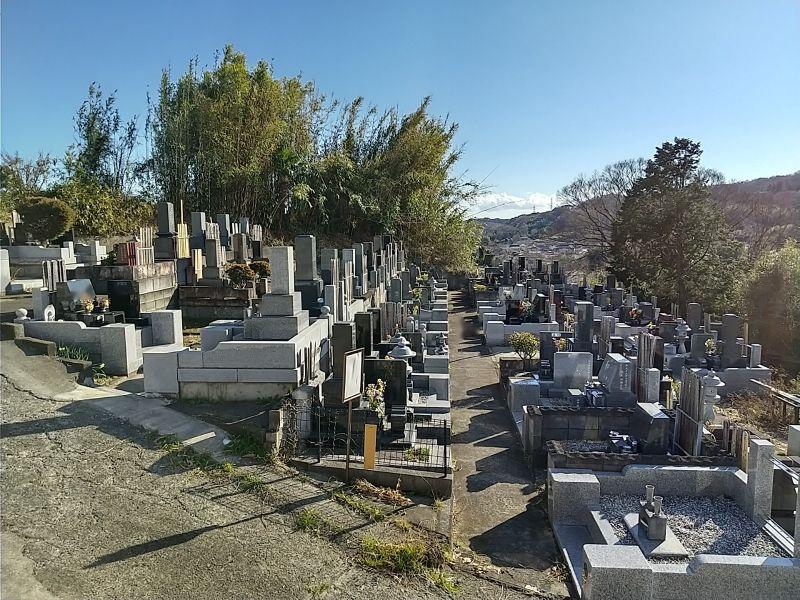 天王山墓園