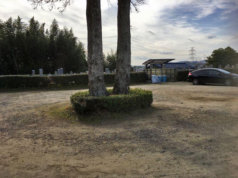 飯岡共同墓地
