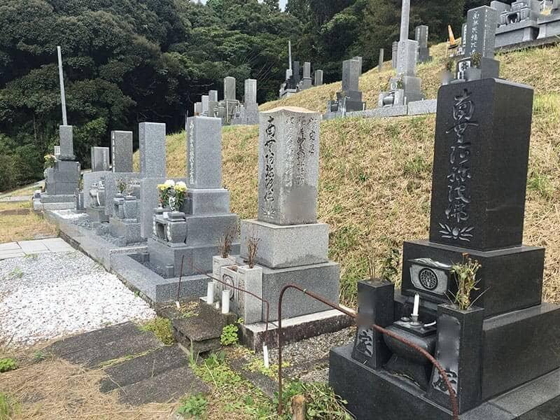 垂井町営墓地公園