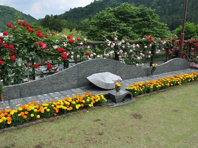 西東京墓苑 永代供養墓「絆」①