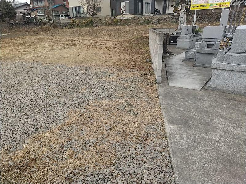 下之堀共同墓地