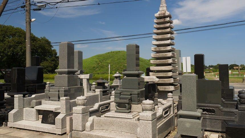 お墓の一覧から選ぶ