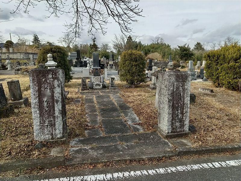 渋川市営 渋川市有墓地