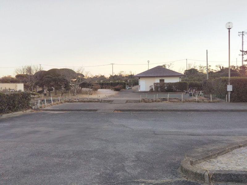 神栖市営 公園墓地松濤園