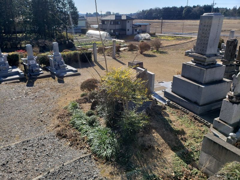 筑西市営 協和台原公園墓地