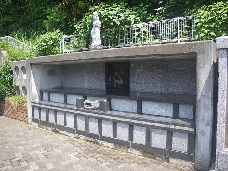 陽林寺 永代供養墓「心の碑」