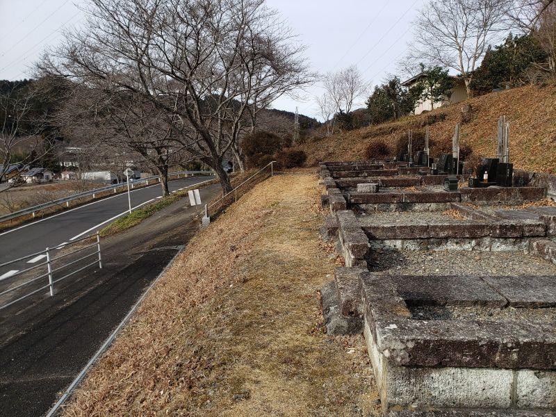 常陸太田市営 徳田霊園