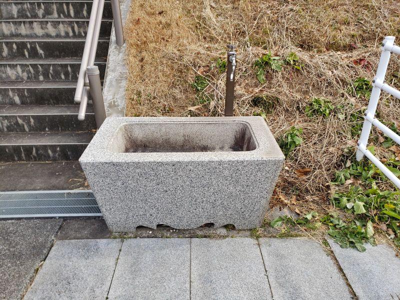 常陸太田市営 天下野第二霊園